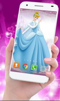 Cinderella Princess Wallpaper HD screenshot 5