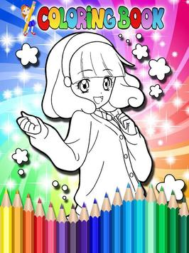 How To Color Pretty Cure screenshot 7
