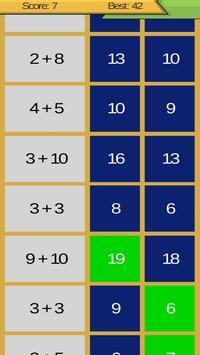 Fast Maths screenshot 2