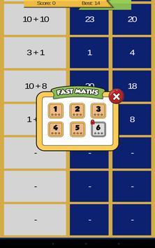 Fast Maths screenshot 5