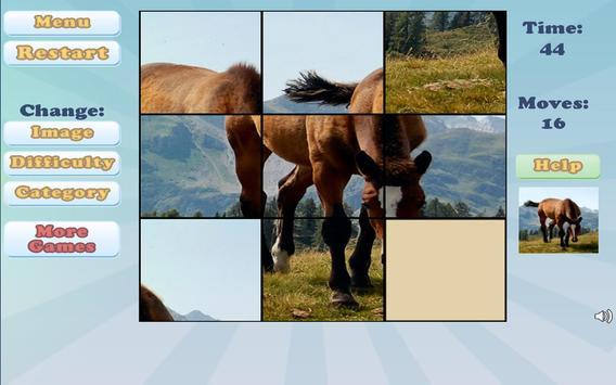 Sliding Puzzles apk screenshot