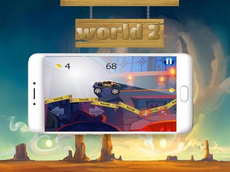 Subway Truck Racing apk screenshot