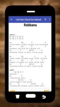 Kumpulan Lagu Dan Vidio Ost Hafizah screenshot 4