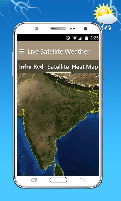 Satelita Pogoda Mapa Relacja Na Zywo Burza Radar For Android
