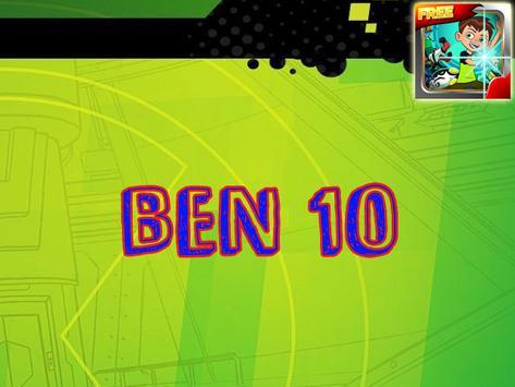 Ben Battle Ultimate 10 poster