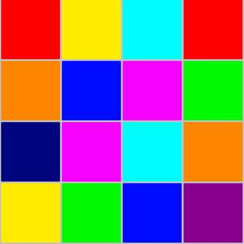 Colored Puzzle 2048 screenshot 4
