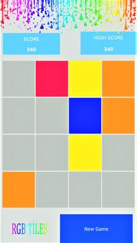 Colored Puzzle 2048 screenshot 1