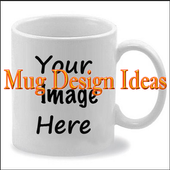 Mug Design Ideas icon