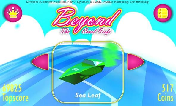 Beyond The Coral Reefs poster