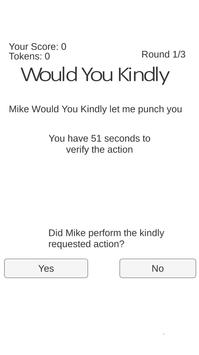 Would You Kindly screenshot 3