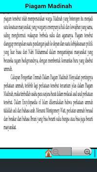 Piagam Madinah screenshot 2