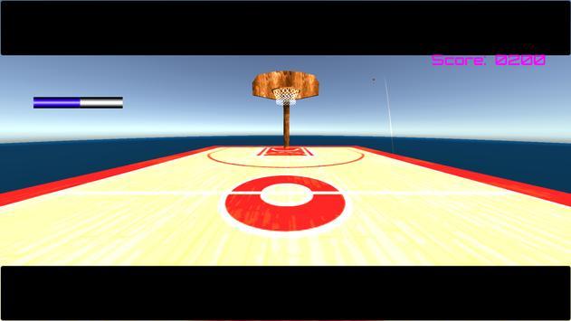 Remote Basketball apk screenshot