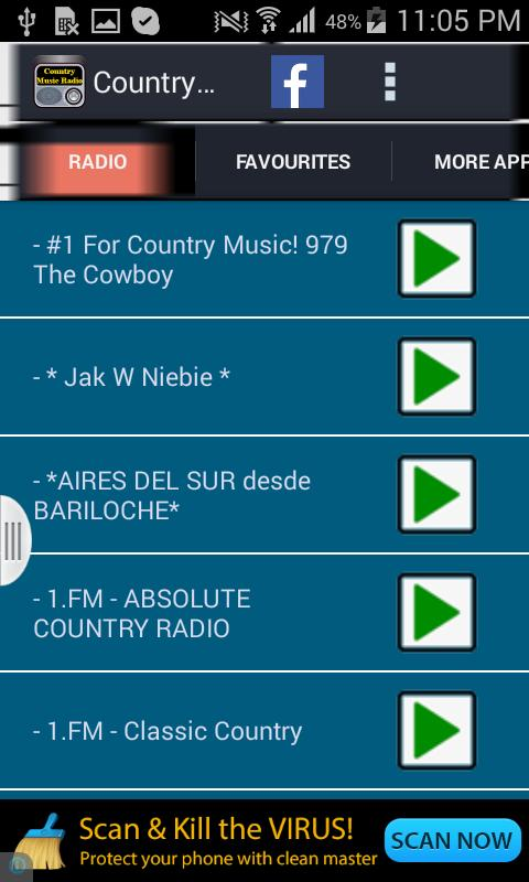Country Music Radio 3