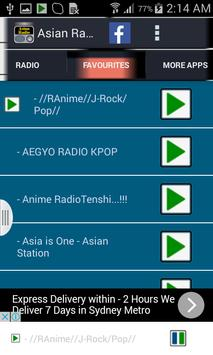 Asian Radio screenshot 8