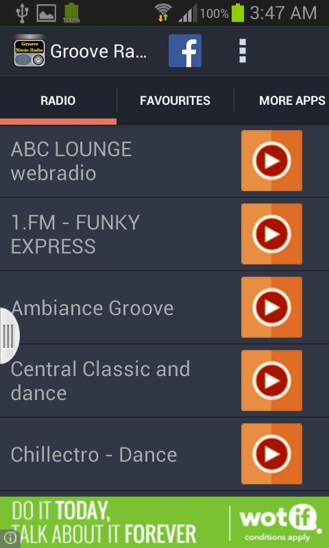 Groove Music Radio for Android - APK Download