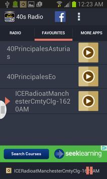 40s Radio screenshot 3