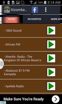 Kizomba Radio poster