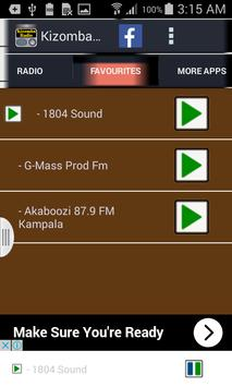 Kizomba Radio screenshot 2