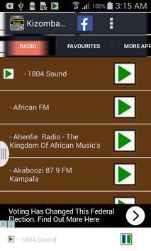 Kizomba Radio screenshot 3