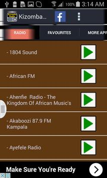 Kizomba Radio screenshot 5