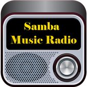 Samba Music Radio icon