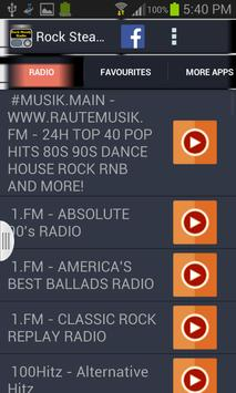 Rock Steady Radio poster