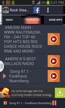 Rock Steady Radio screenshot 1