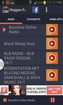 Reggae Roots Radio screenshot 2