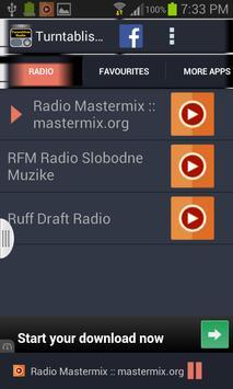 Turntablism Radio screenshot 1