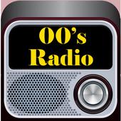 00s Radio icon