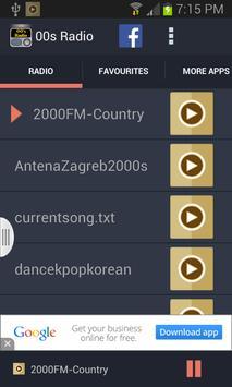 00s Radio screenshot 4