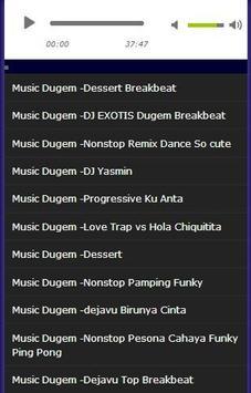 Music Dugem hitz mp3 screenshot 3