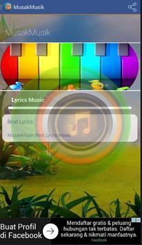 Lyrics Musix Android apk screenshot