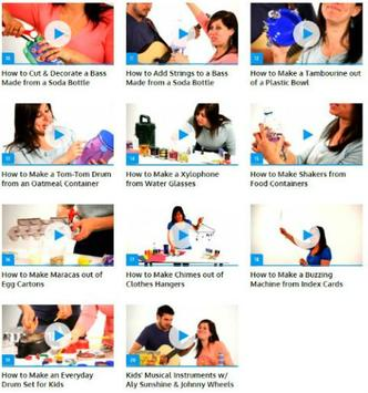 Musical Instruments for Kids screenshot 1