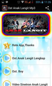 Ost Anak Langit Mp3 apk screenshot