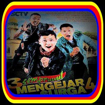 Ost. 3 Semprul Mengejar Surga poster