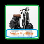 Vespa Modification Cool Design Ideas icon