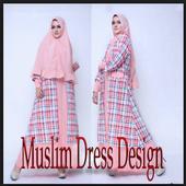 Muslim Dress Design icon