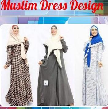 Muslim Dress Design poster