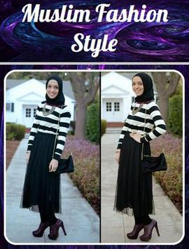 Muslim Fashion Style poster