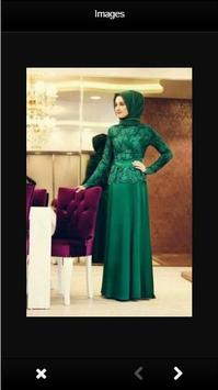 Muslim Gown Inspiration poster