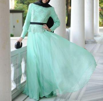Muslim Gown Arrangement poster