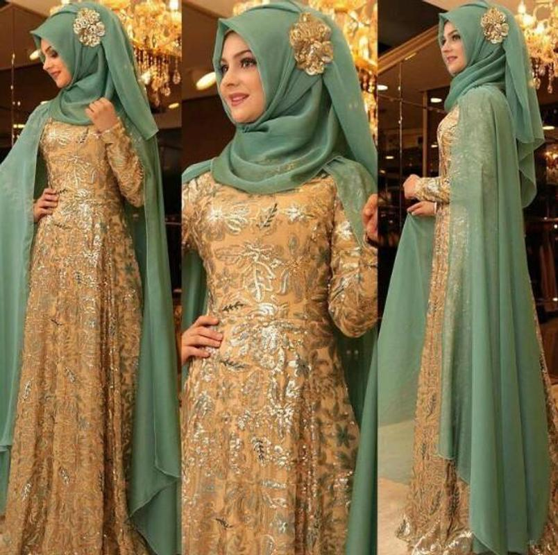 Muslim Gown Inspiration APK Download - Free Lifestyle APP for ...