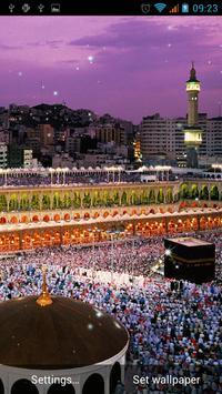 Muslim Live Wallpaper screenshot 3