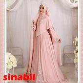Muslim Party Dress Design icon