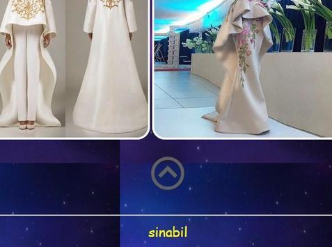 Muslim Party Dress Design screenshot 2