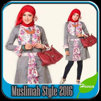 Muslimah Style 2016 apk screenshot