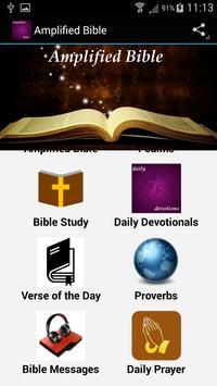 Amplified Bible screenshot 2