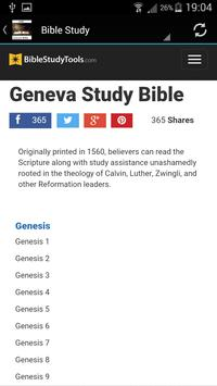 1599 Geneva Bible apk screenshot