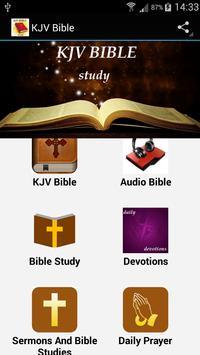 KJV Bible poster